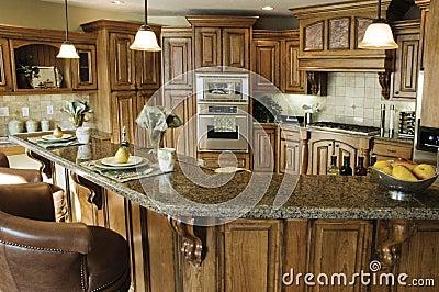 Classy Kitchen Interior