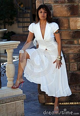 Free Classy Latin Woman Stock Photo - 524160