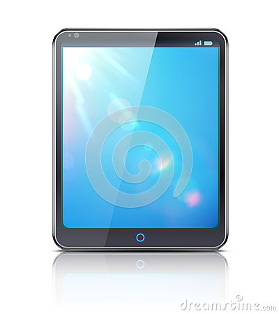 Classy tablet PC