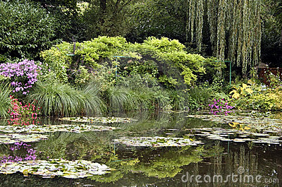 Claude france giverny home monet s