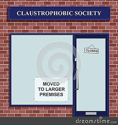 Claustrophobic Society