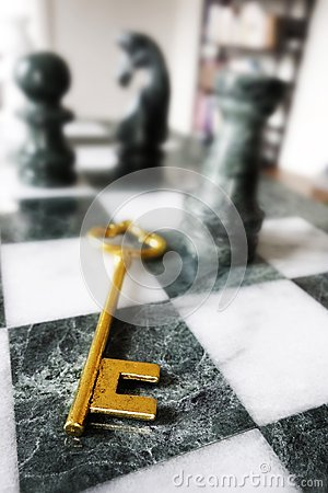 Clave del ajedrez
