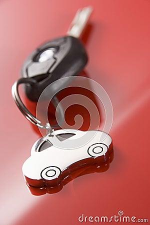Clave del coche