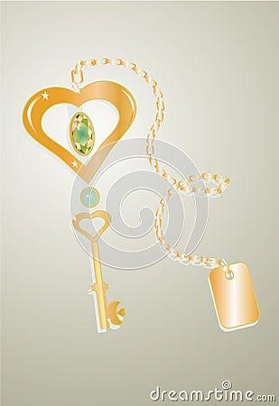 Clave del oro
