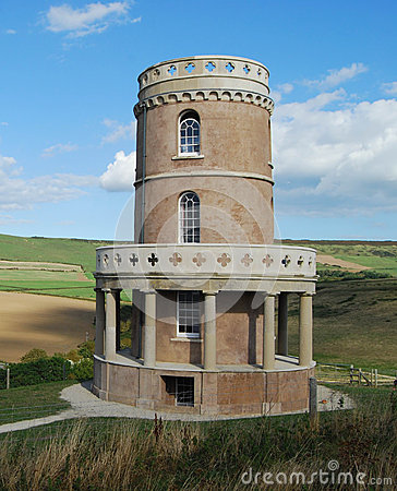Free Clavell Tower Royalty Free Stock Photography - 39258277