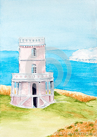 Free Clavell Tower Stock Image - 82127231