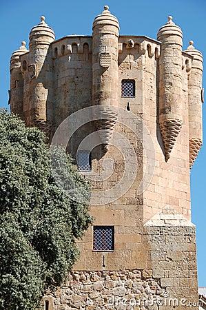 Clavero tower