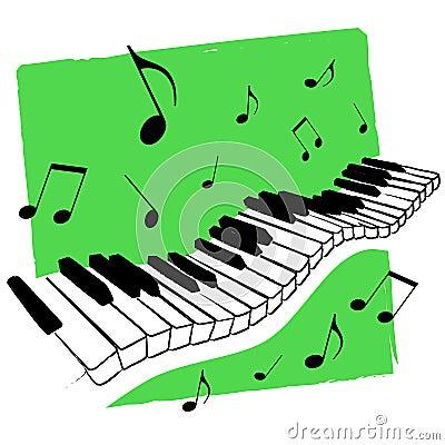 Résultat d'images pour musique clavier images