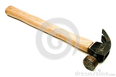 Claw Hammer Stock Photo - Image: 8719230