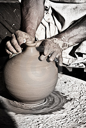 Clay craftsman
