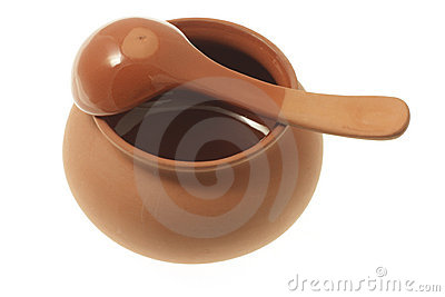 Clay Pot and Ladle