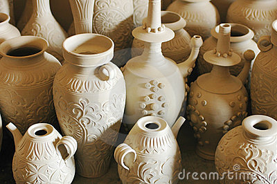 Clay Pots and Vases