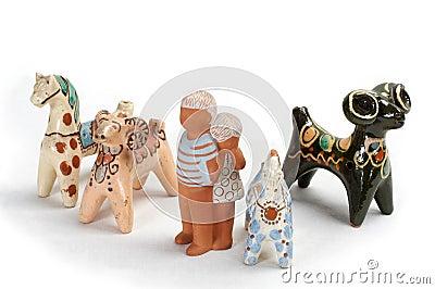 Clay toys 4