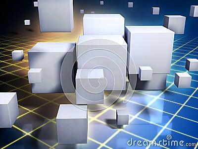 Clean cubes