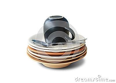 Clean Dishware