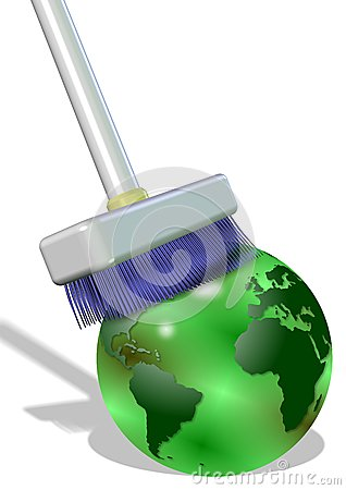 Clean the earth