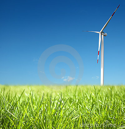 Free Clean Energy Concept Royalty Free Stock Image - 6424736