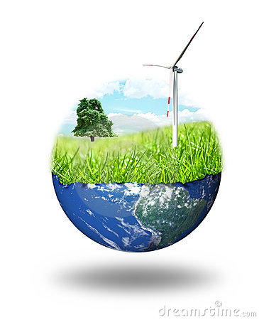 Free Clean Energy Concept Stock Photography - 7022742
