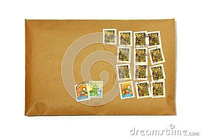 Clean envelope