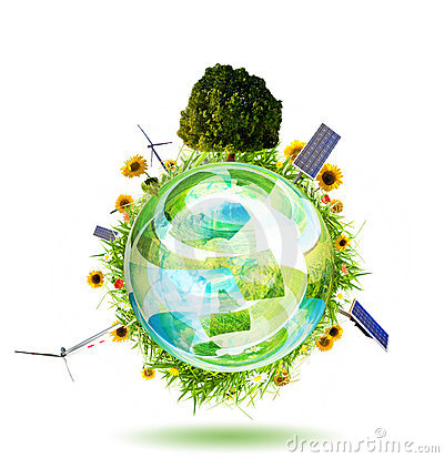 Free Clean Environment Concept 2 Royalty Free Stock Photo - 10307155