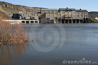 Clean Hydroelectricity Royalty Free Stock Images - Image: 19039969