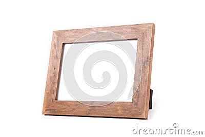 Clean photo frame