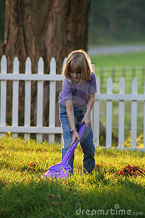 Free Clean Up The World One Yard At A Time Stock Images - 1253434