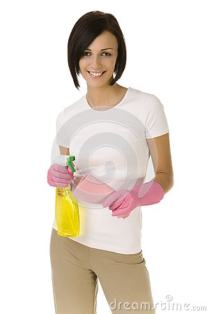 Free Cleaning Day Stock Image - 4494591
