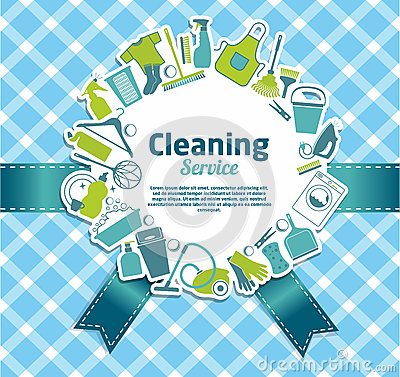 Free Cleaning Service Stock Photography - 46987772