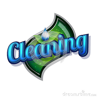 Free Cleaning Service - Vintage Sign Royalty Free Stock Image - 31317826