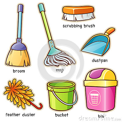 Free Cleaning Supplier Royalty Free Stock Photography - 88735617