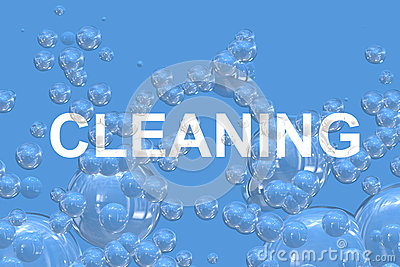 Cleaning (Text serie)