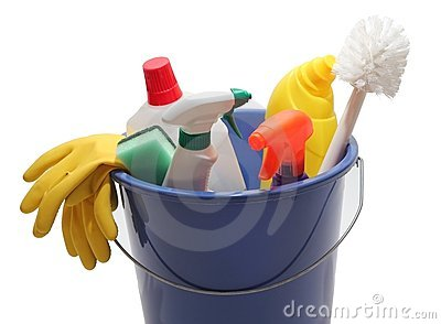 Cleaning wiosna