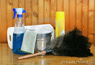 Cleaningfjäder