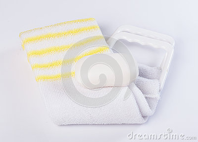 Cleansers soaps stock photo image 57719410