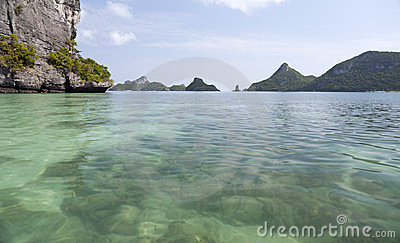 Clear Tropical Waters