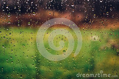 Clear White Glass With Rain Drops Free Public Domain Cc0 Image