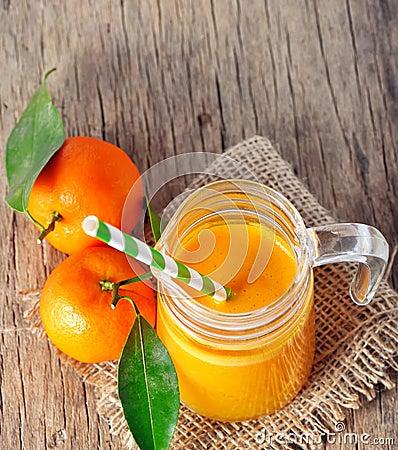 Clementine juice