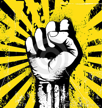 Free Clenched Fist Stock Image - 11127091