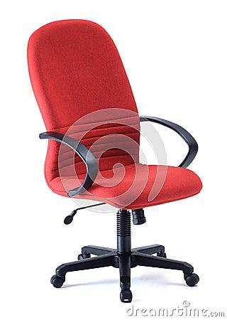 Free Clerk Chair Royalty Free Stock Photo - 52724125