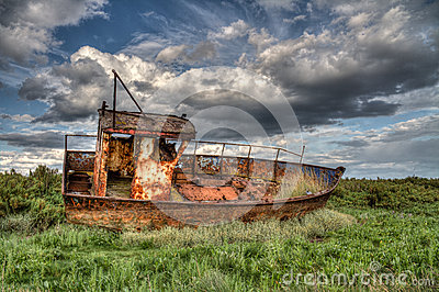 Cley Wreck #2