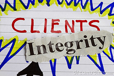 Client and integrity