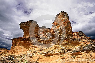 Cliff Royalty Free Stock Photography - Image: 6519637