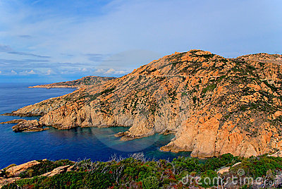 Cliff of Corse