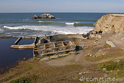 Cliff House Bath Ruins
