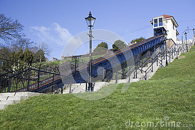 Cliff Lift, Southend-on-Sea, Essex, England