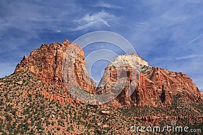 Cliff Mountains