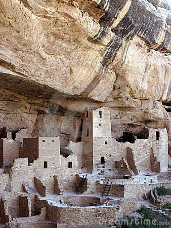 Free Cliff Palace Up Close Stock Images - 256664