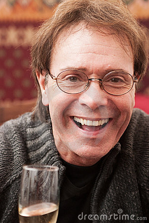 Cliff Richard Editorial Image
