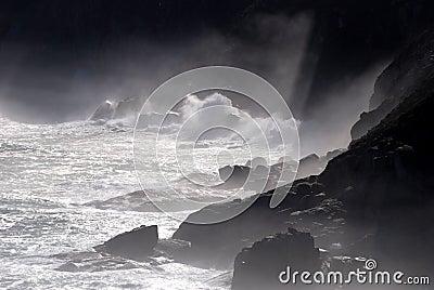 Cliff surf